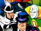 Injustice League (The Silver Age)