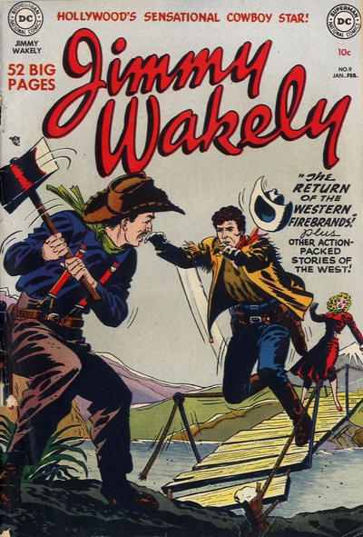 Jimmy Wakely Vol 1 9