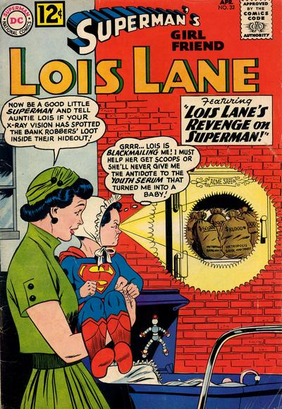 Superman's Girl Friend, Lois Lane Vol 1 32