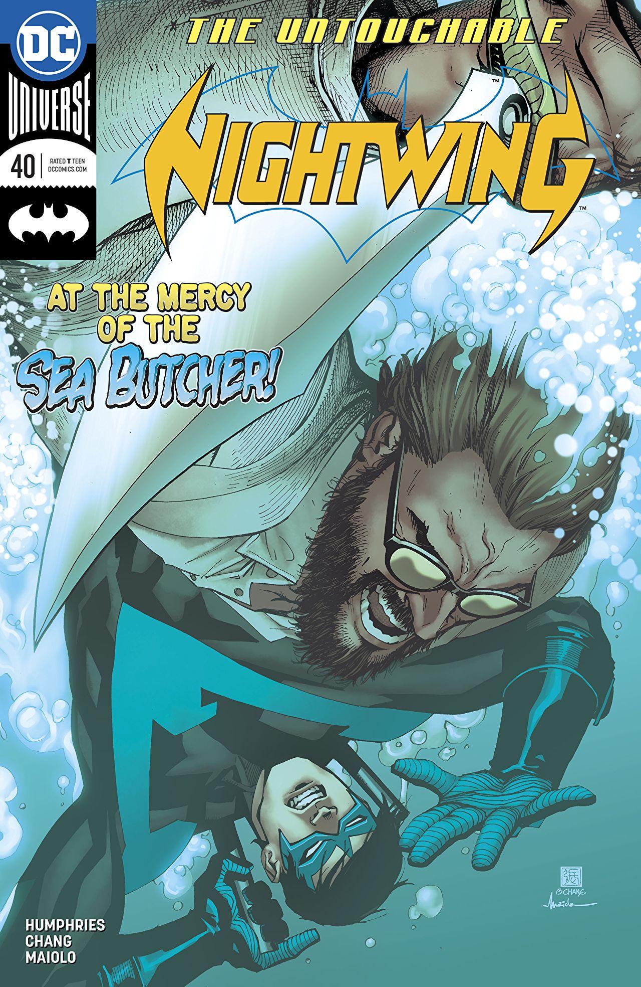 Nightwing Vol 4 40