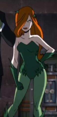 Pamela Isley (Batman vs. TMNT)