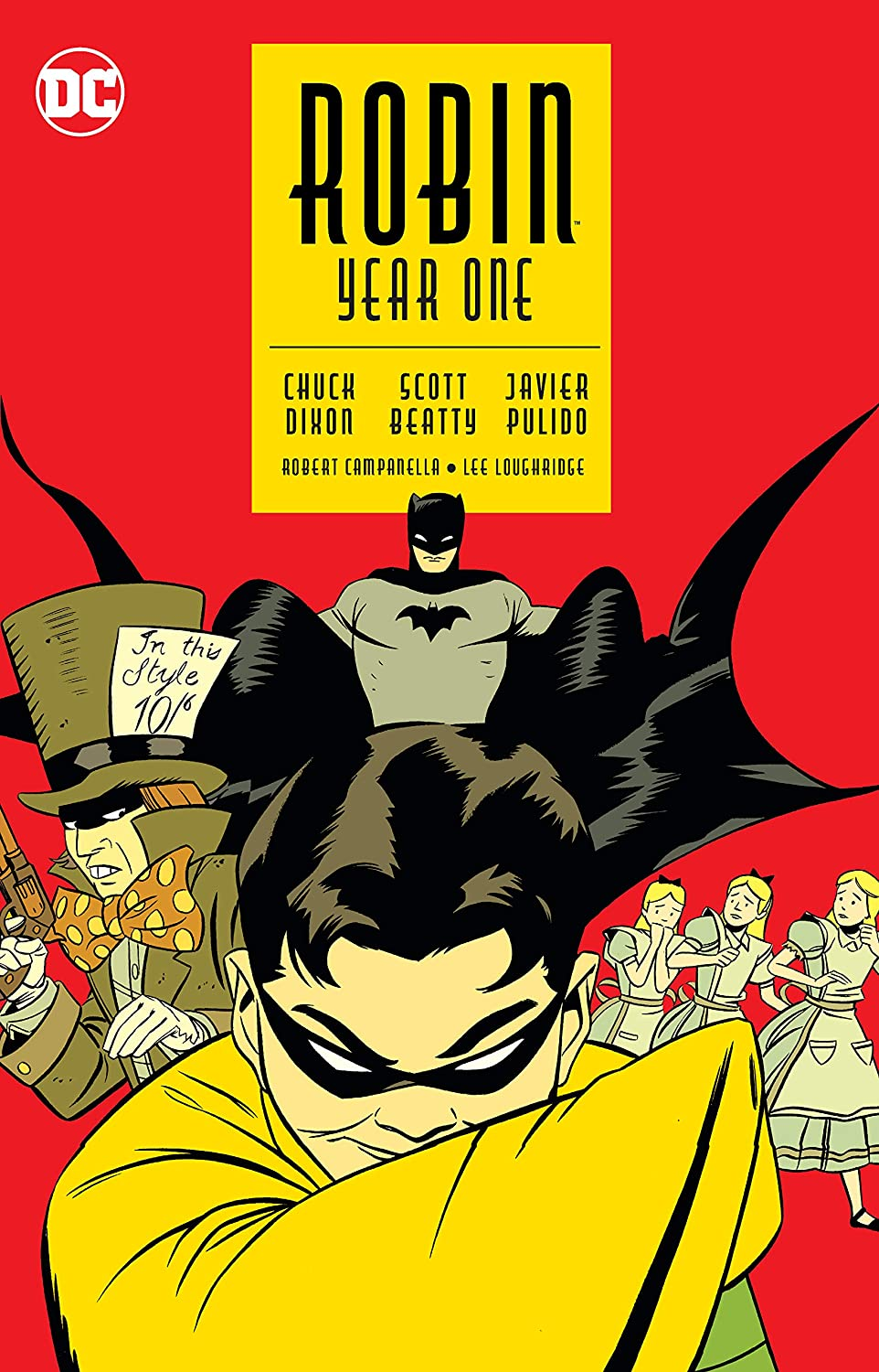 Robin: Year One: New Edition (Collected)