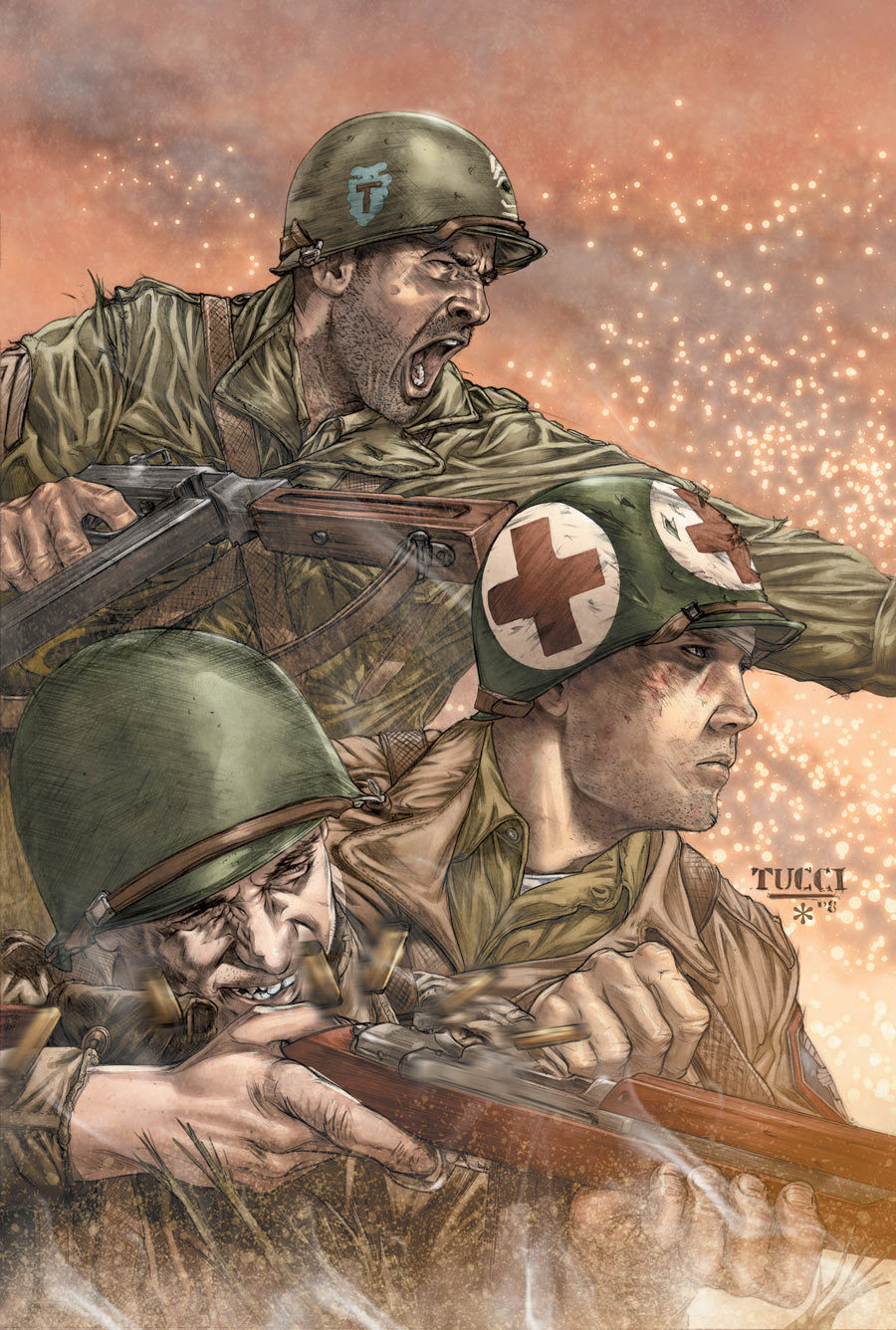 Sgt. Rock: The Lost Battalion Vol 1 6
