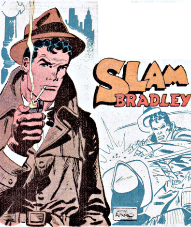Samuel Bradley (New Earth)