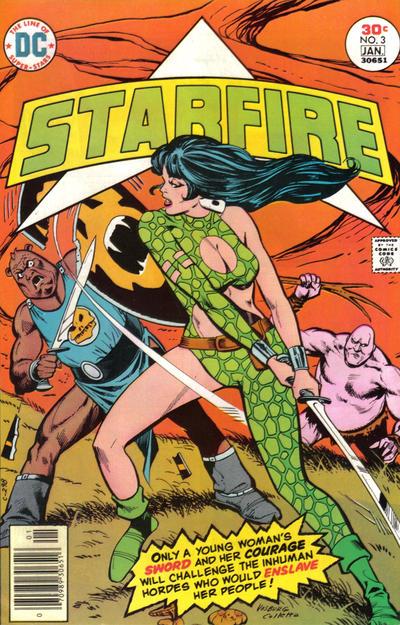 Starfire Vol 1 3