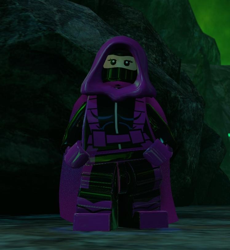 Stephanie Brown (Lego Batman)