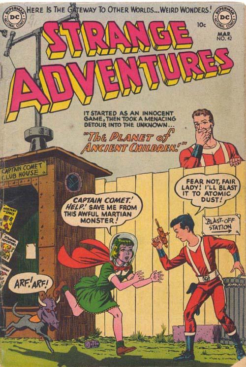 Strange Adventures Vol 1 42