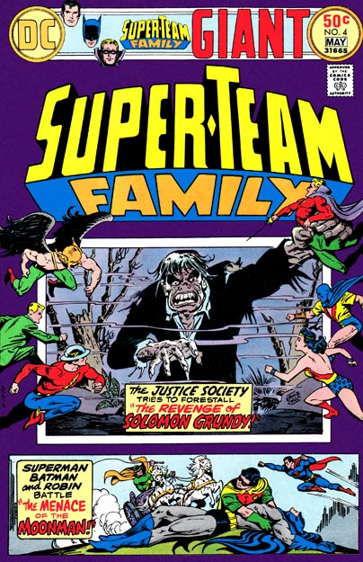 Super-Team Family Vol 1 4
