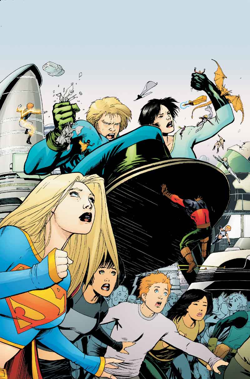 Supergirl and the Legion of Super-Heroes Vol 1 20 Textless.jpg