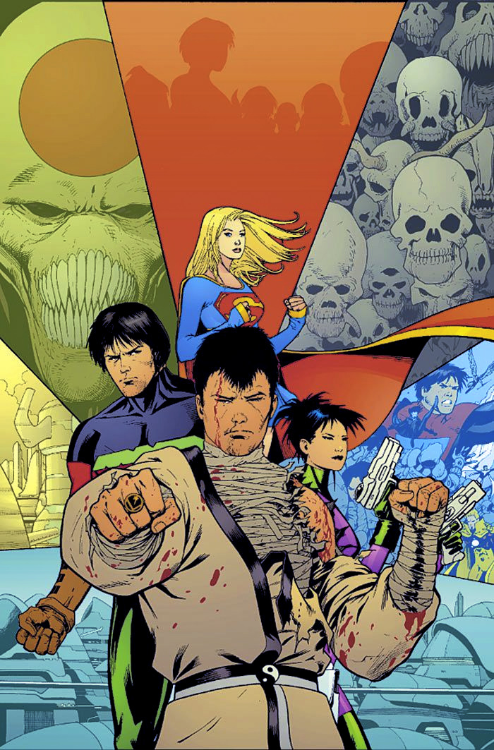 Supergirl and the Legion of Super-Heroes Vol 1 22 Solicit.jpg