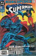 Superman Man of Steel Vol 1 23