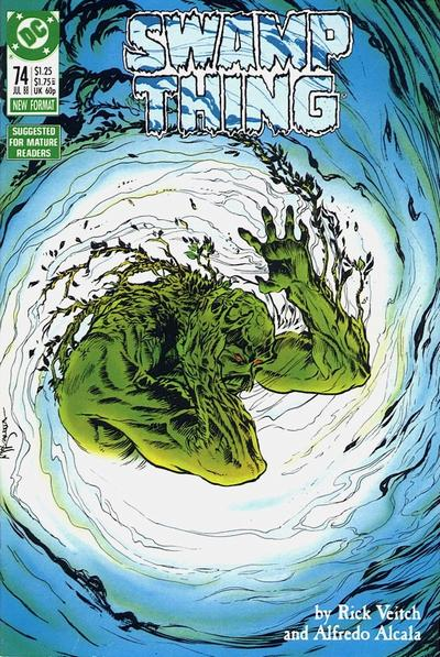 Swamp Thing Vol 2 74