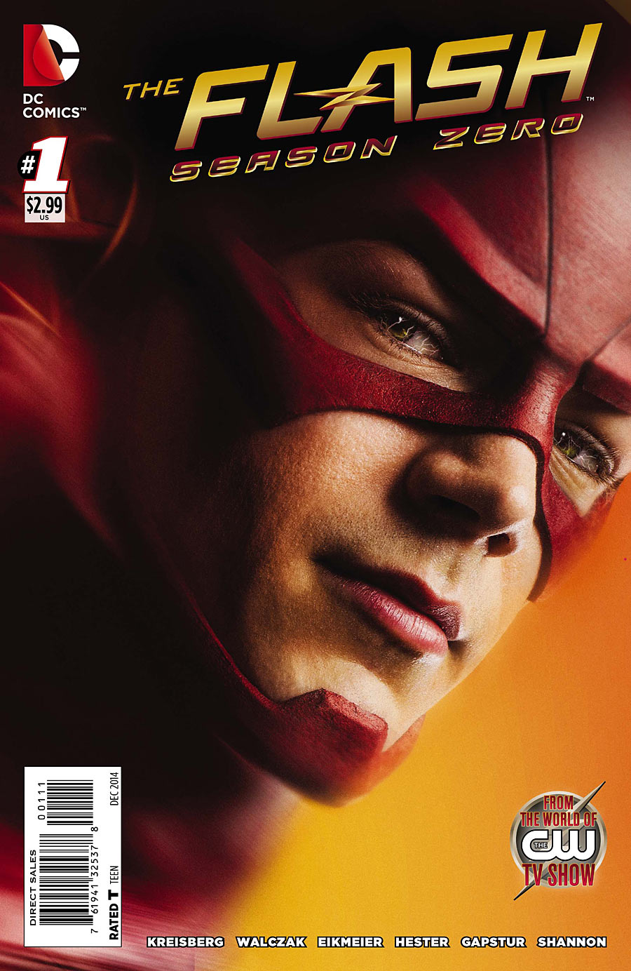 The Flash: Season Zero Vol 1 1