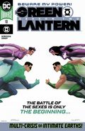 The Green Lantern Season Two Vol 1 10