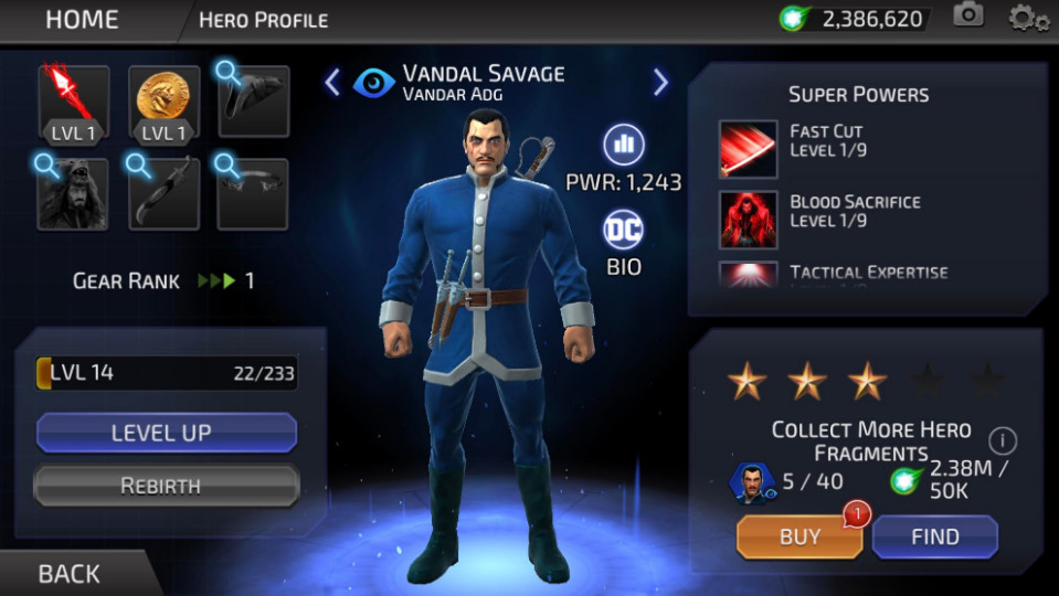 Vandar Adg (DC Legends)