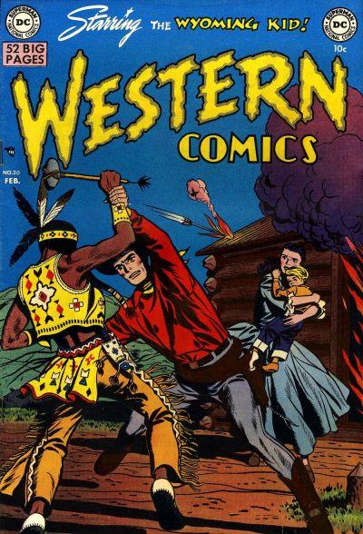 Western Comics Vol 1 20
