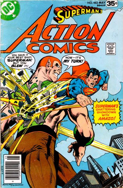 Action Comics Vol 1 483