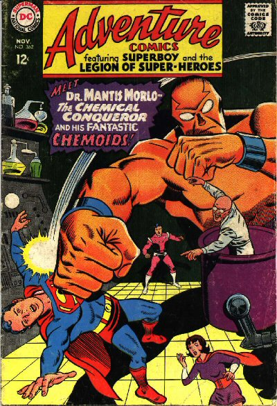 Adventure Comics Vol 1 362