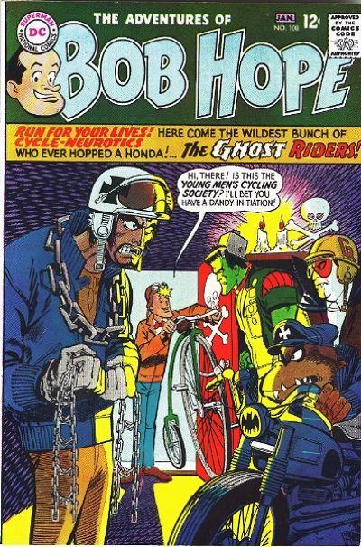 Adventures of Bob Hope Vol 1 108