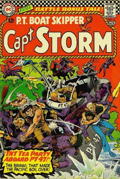 Capt. Storm Vol 1 12