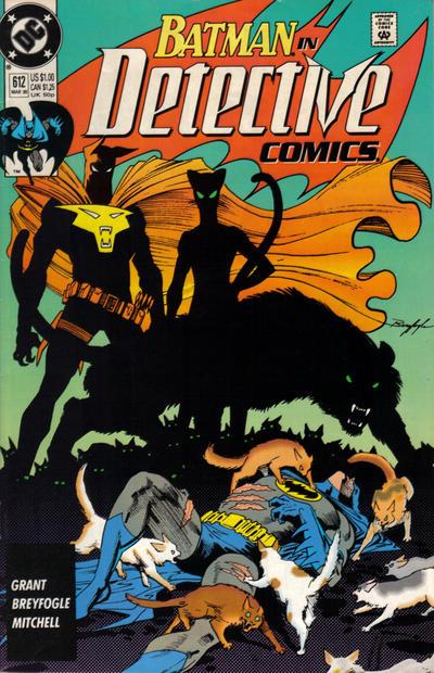 Detective Comics Vol 1 612
