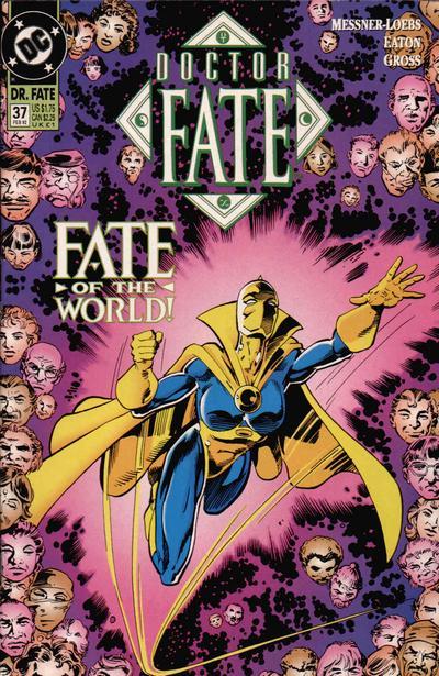 Doctor Fate Vol 2 37