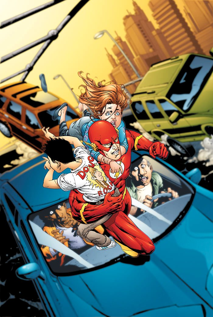 The Flash: The Fastest Man Alive Vol 1 6