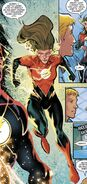 Flash Iris West The Flash Why You? 0001