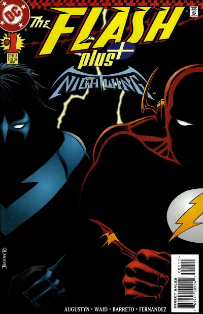 The Flash Plus Nightwing Vol 1 1
