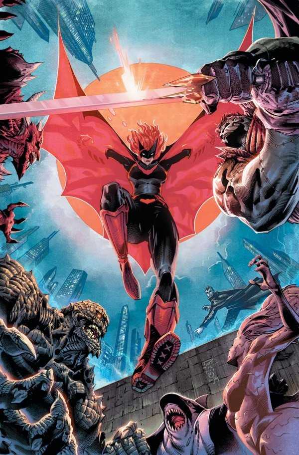 Gotham City Monsters Vol 1 3 Textless.jpg