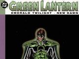 Green Lantern: Emerald Twilight/New Dawn (Collected)