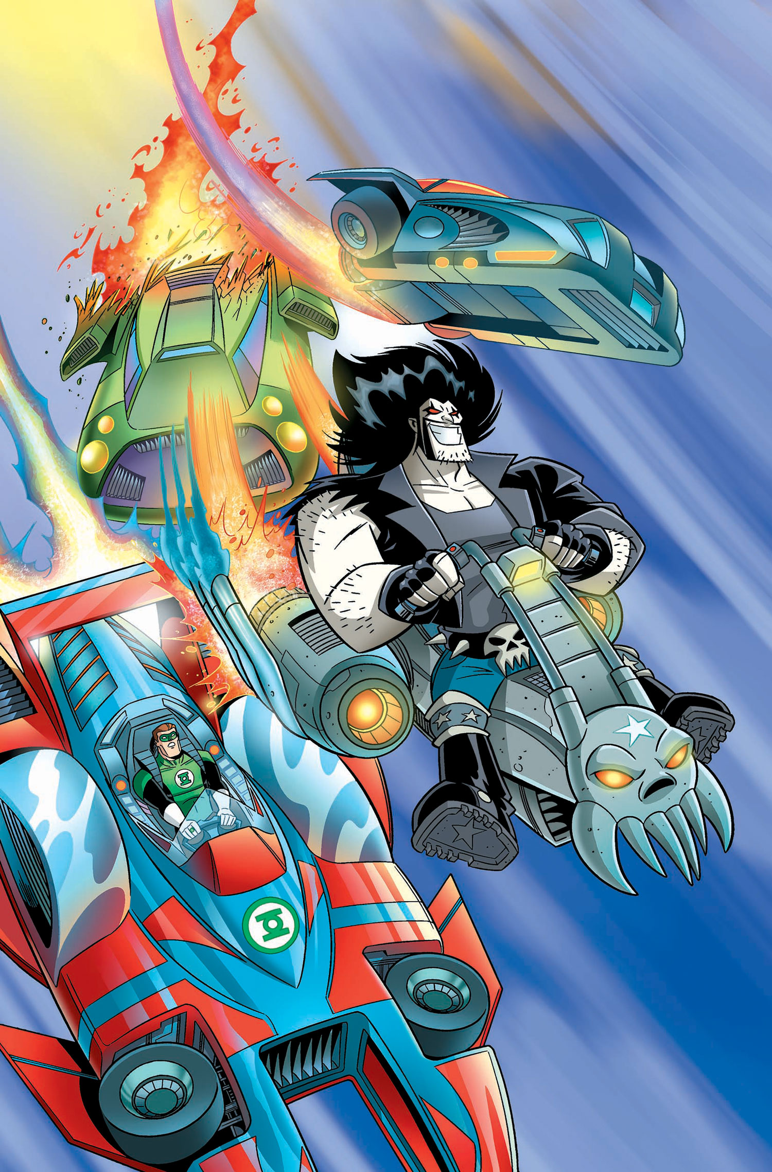 Lobo (Green Lantern Animated Series)