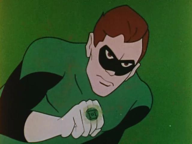 Hal Jordan (Filmation Adventures)