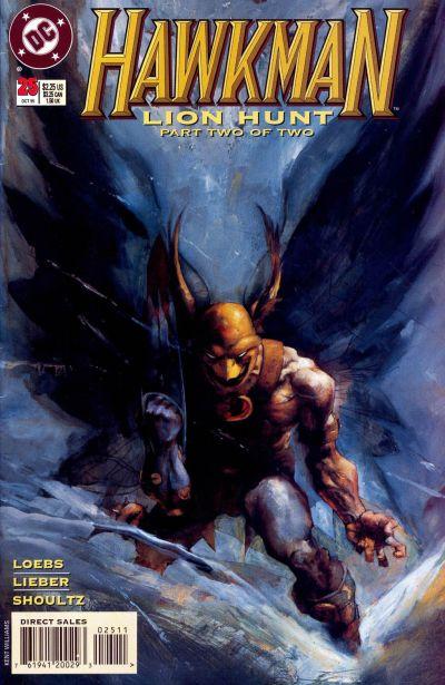 Hawkman Vol 3 25
