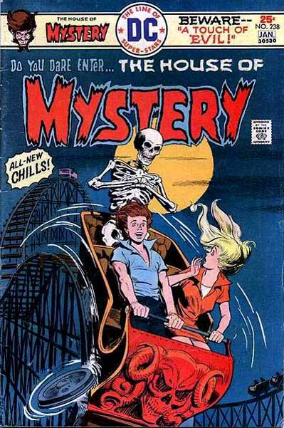 House of Mystery Vol 1 238