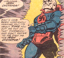 Iron Dictator (Earth-One)