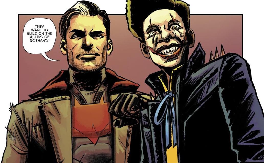 Jason Todd (Gotham A.D.)
