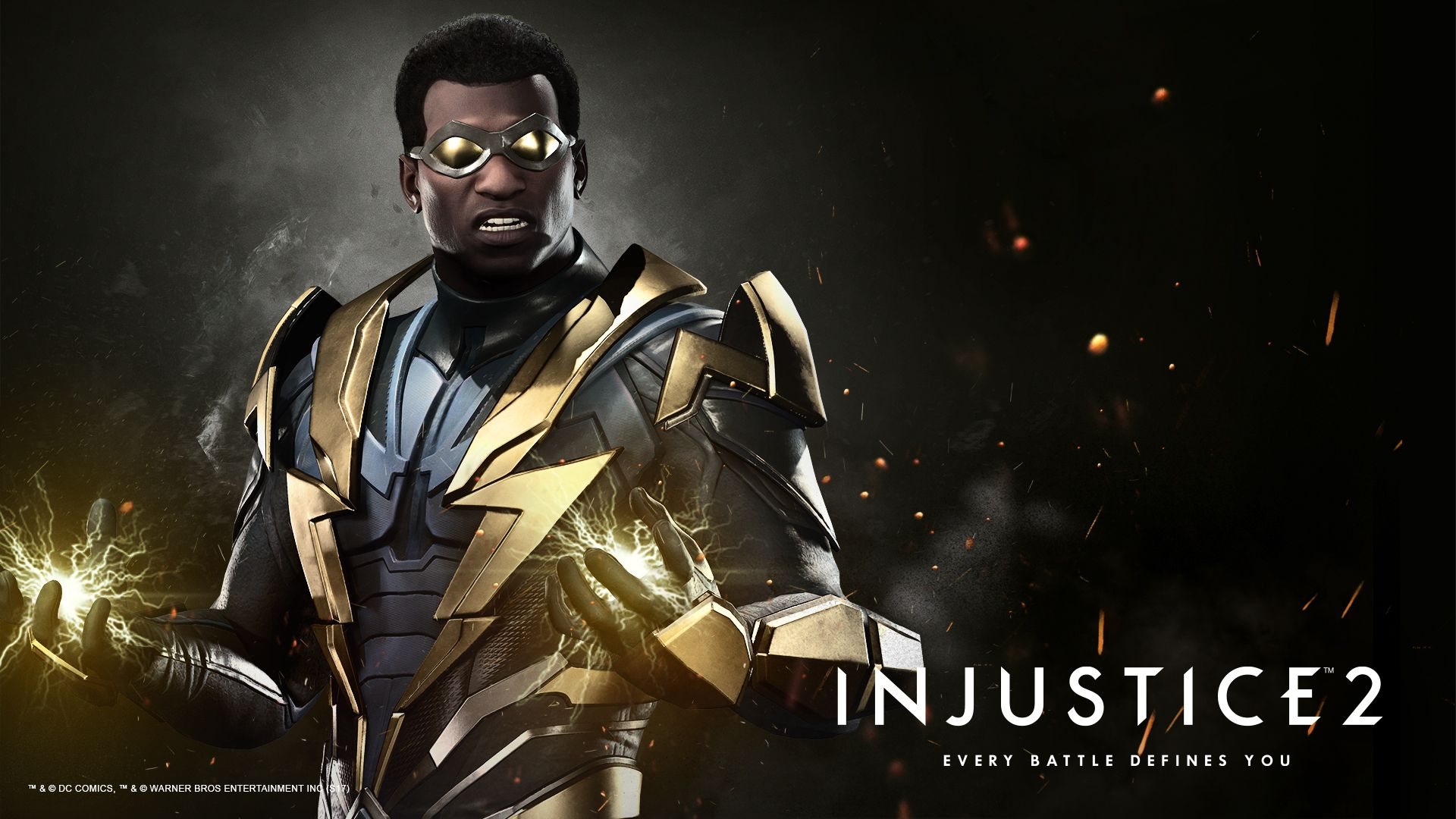 Jefferson Pierce (Injustice)