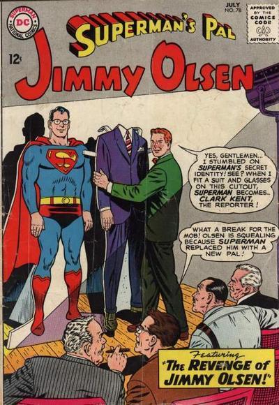 Superman's Pal, Jimmy Olsen Vol 1 78