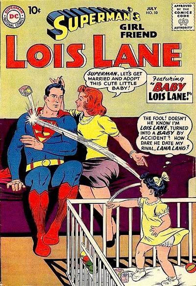 Superman's Girl Friend, Lois Lane Vol 1 10