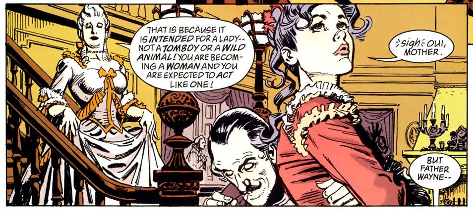 Martha Wayne (Reign of Terror)