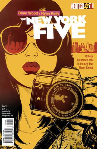 New York Five Vol 1