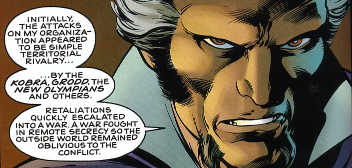 Ra's al Ghul (The Nail)