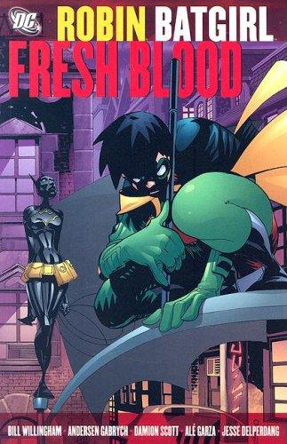 Robin/Batgirl: Fresh Blood (Collected)