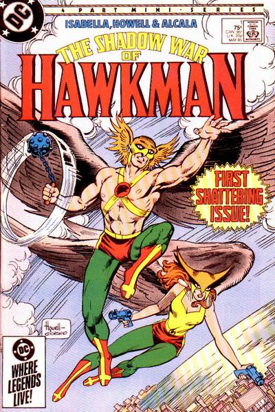 The Shadow War of Hawkman Vol 1 1