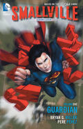 Smallville Season 11 Guardian (Collected)