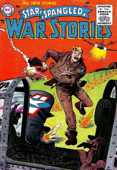 Star-Spangled War Stories Vol 1 39