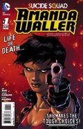 Suicide Squad Amanda Waller Vol 1 1