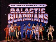 Super Powers Team Galactic Guardians Title Card