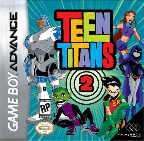 Teen Titans 2 (Game Boy Advance)